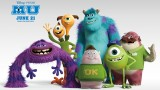 Free Cartoon wallpaper Monsters University