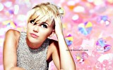 Free Miley Cyrus Wallpaper For Desktop