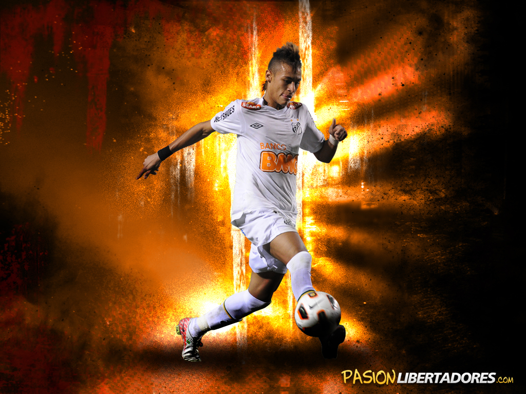 Free Neymar HD Wallpaper | Wallpoh.