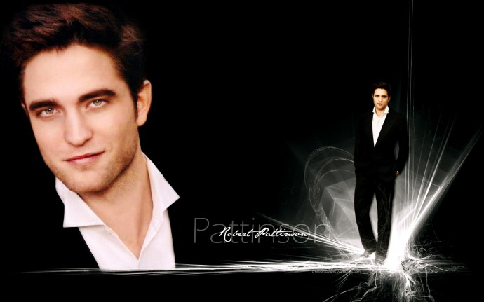 Great New Robert Pattinson Wallpaper