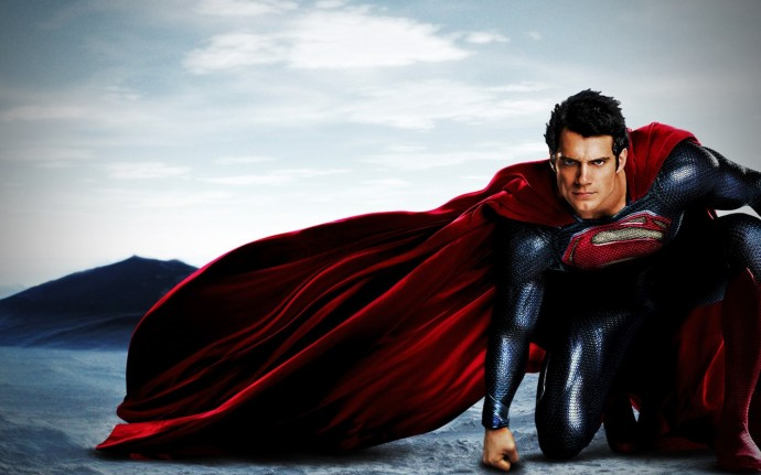 Henry Cavill Wallpaper Superman 2013