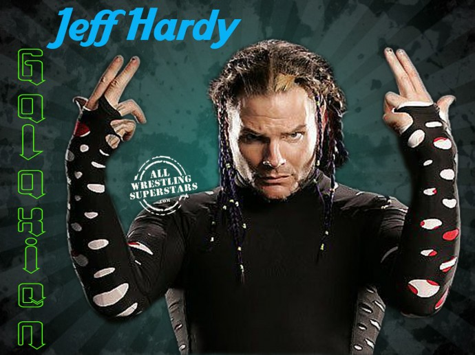 Jeff Hardy WWE Wallpaper