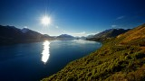 Lake Wakatipu Landscape Wallpaper Gallery