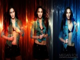 Megan Fox Backgrounds Wallpaper