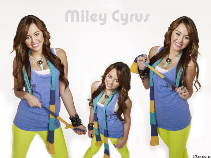 Miley Cyrus Cool Wallpaper