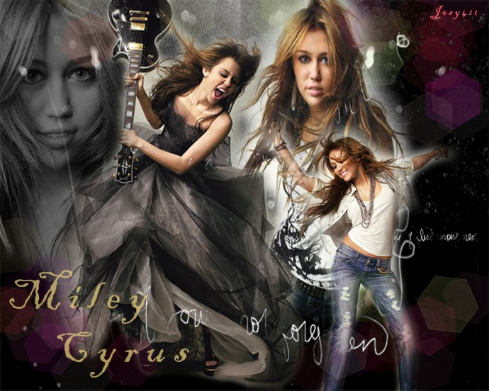 Miley Cyrus Wallpaper For Iphone
