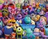 Monsters University 1280x1024 Wallpaper