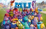 Monsters University 2013 Wallpaper