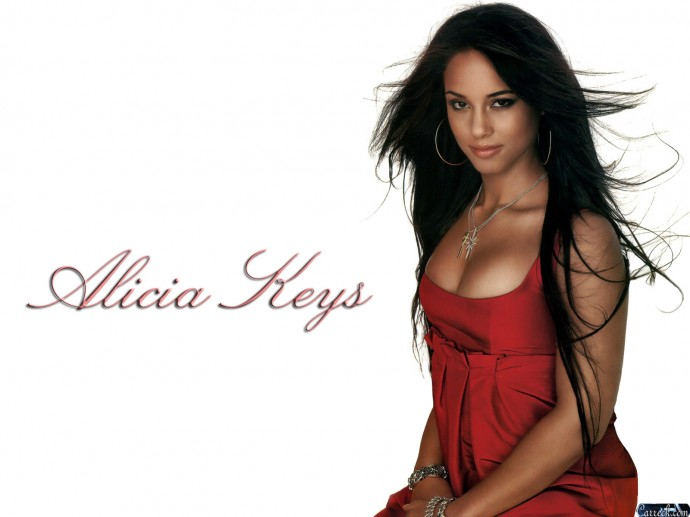 New Alicia Keys 2013 Full HD Wallpaper