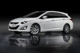 New Hyundai i40 White Wallpaper