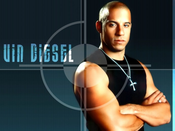 New Vin Diesel Fast and Furious 6 Wallpaper
