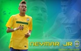 Neymar HD Wallpaper 2013