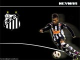 Neymar sfc santos desktop wallpaper