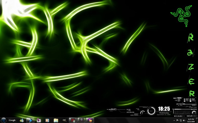 Razer Desktop Wallpapers