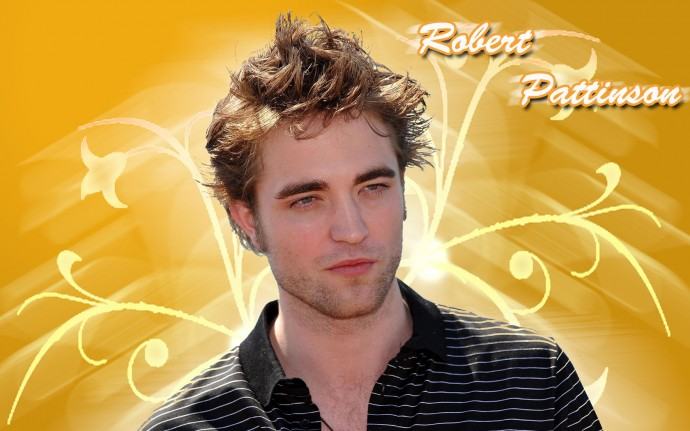 Robert Pattinson Wallpaper Windows 7