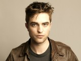 Robert Pattinson face close'up Wallpaper