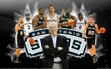 San Antonio Spurs 2013 Wallpaper HD