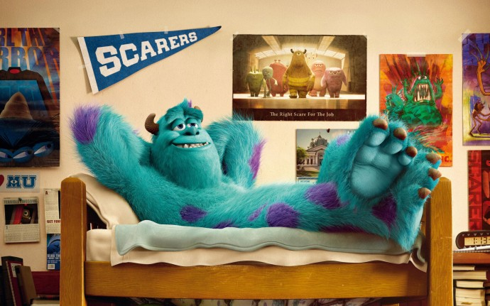 Sullivan Monsters University 2013 Wallpaper