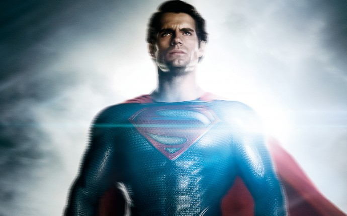 Superman Henry Cavill 2013 HD Wallpaper