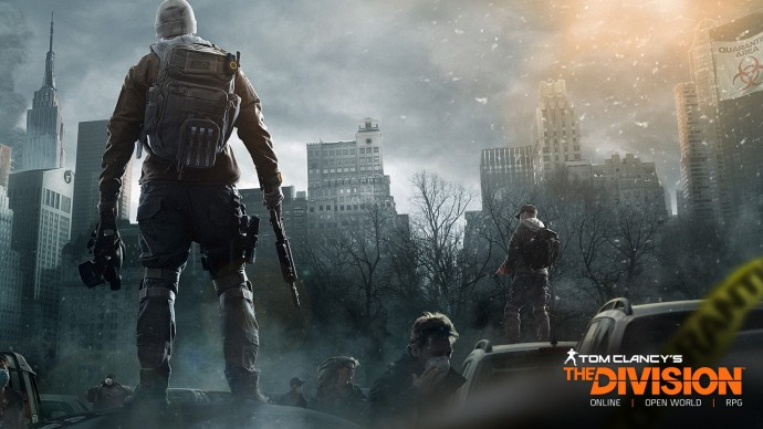 Tom Clancy's The Division Game Wallpaper