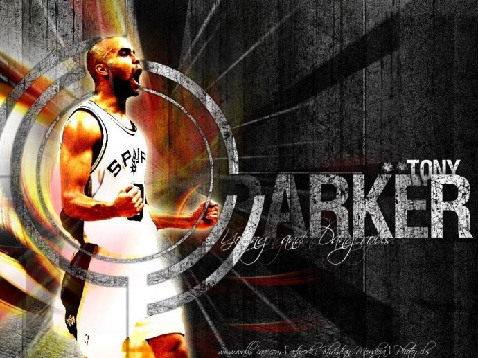 Tony Parker Wallpapers | ImageBank.biz