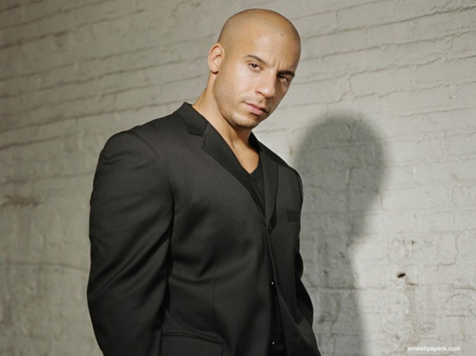 Vin Diesel Full HD Wallpaper