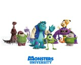 Wallpapers Monsters University