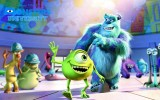 Wallpapers Monsters University 2013
