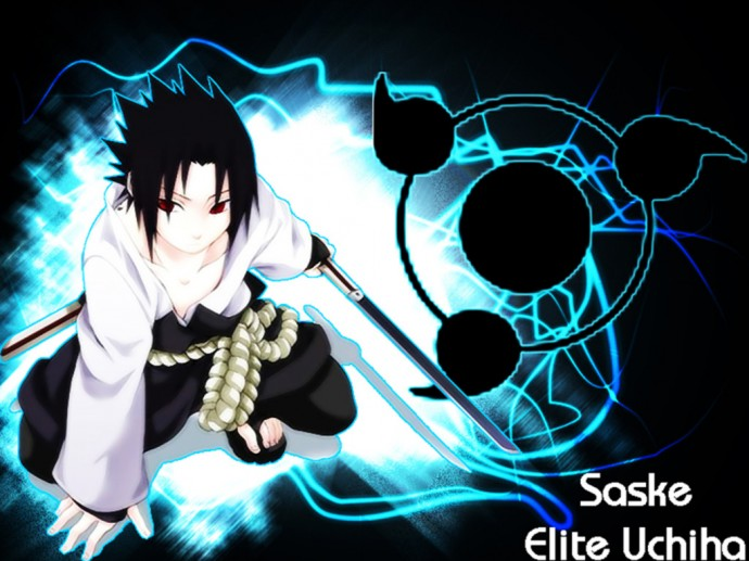 Wallpapers Sasuke Free Screensaver