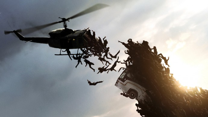 World War Z Movie Wallpaper HD
