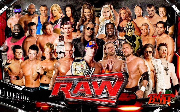 Wwe Raw Wallpaper HD