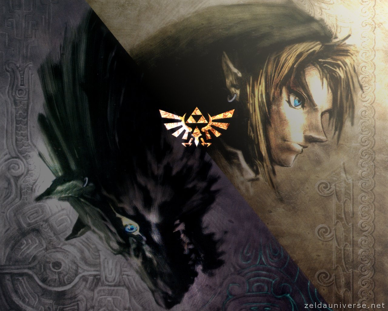 zelda wallpaper phone