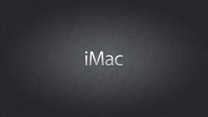 iMac Wallpaper HD Desktop