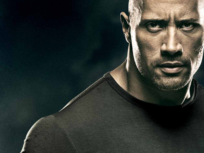 Actors Dwayne Johnson Wallpaper