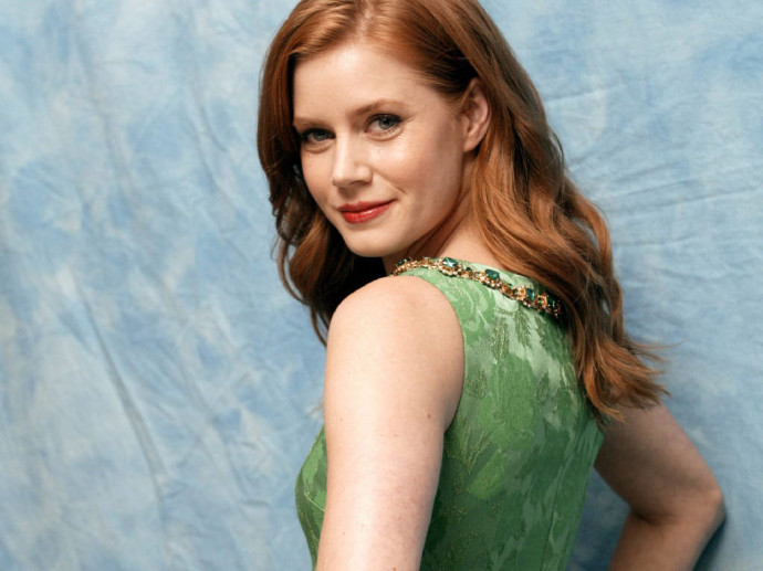 Amy Adams Life Style Wallpaper