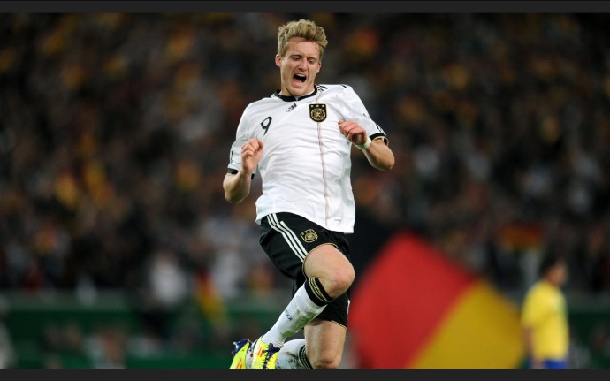 Andre Schurrle Background Wallpaper