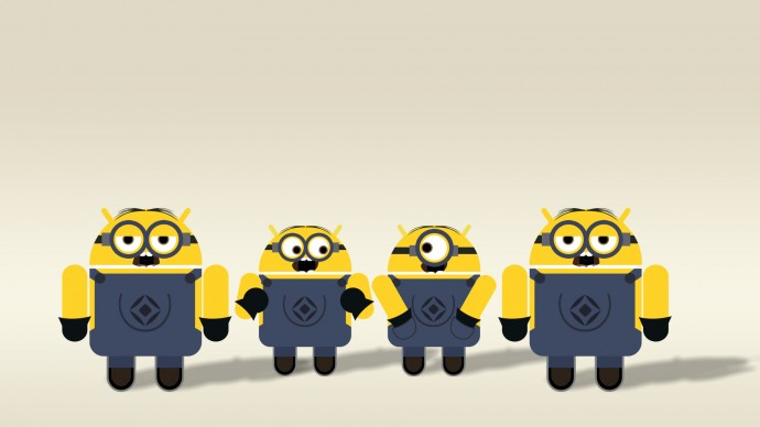android minion wallpaper hd desktop