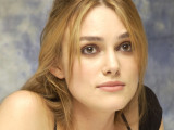 Beautiful face Keira Knightley Wallpaper