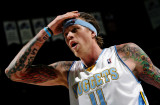 Chris Andersen Background Wallpaper