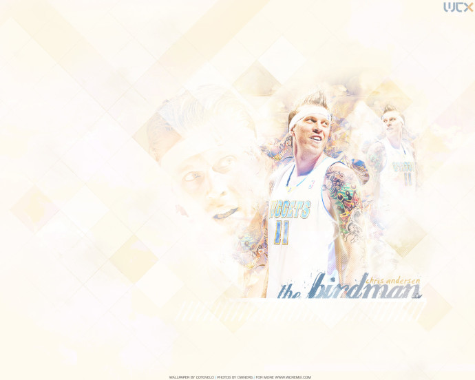 Chris Andersen HD Wallpaper