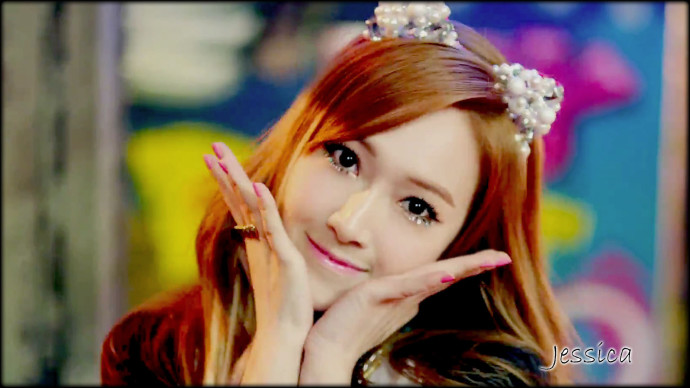 Cute Jessica SNSD Wallpaper