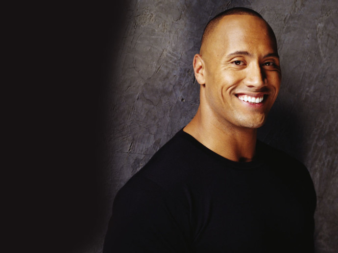 Download Dwayne Johnson Wallpaper