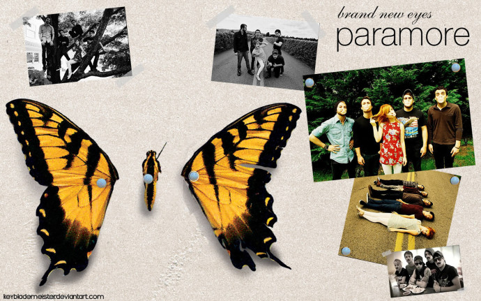 Download Music Paramore Wallpaper
