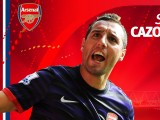 Download Santi Cazorla Wallpaper