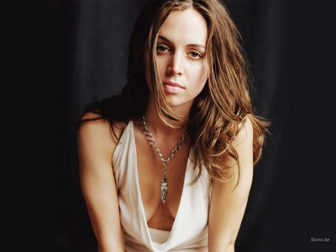 Eliza Dushku Background Wallpaper