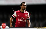 Free Download Santi Cazorla Wallpaper
