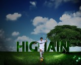 Higuain Wallpaper HD Desktop