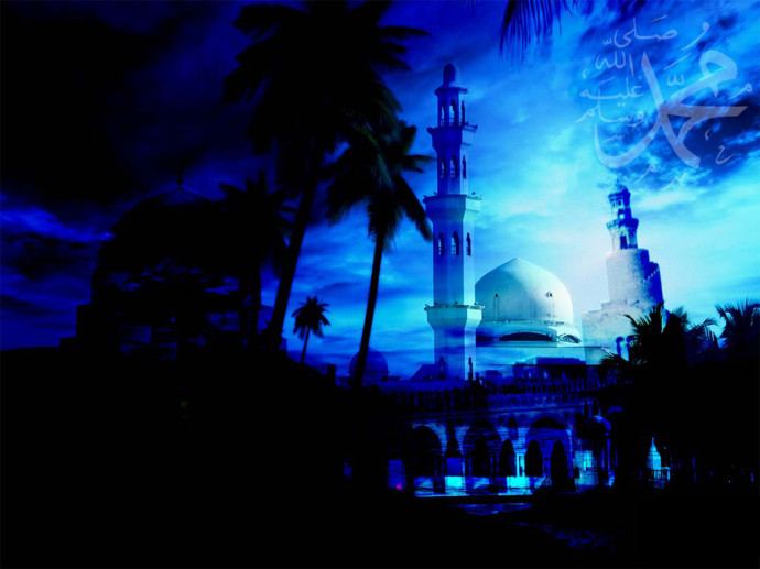 Islamic Wallpaper Background