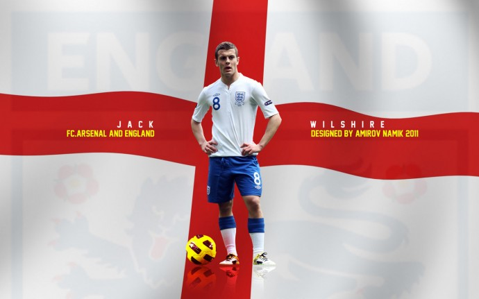Jack Wilshere wallpaper 2013