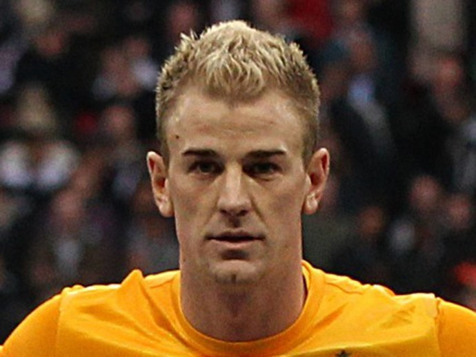Joe Hart Manchester City Wallpapers